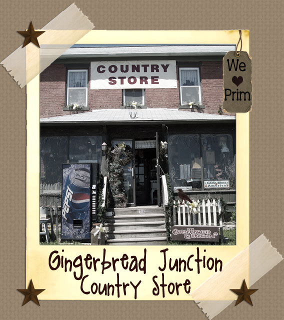 Gingerbread Junction title image by Something 2 Crow About