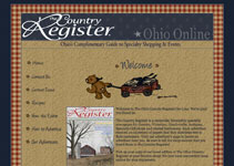 the ohio country register